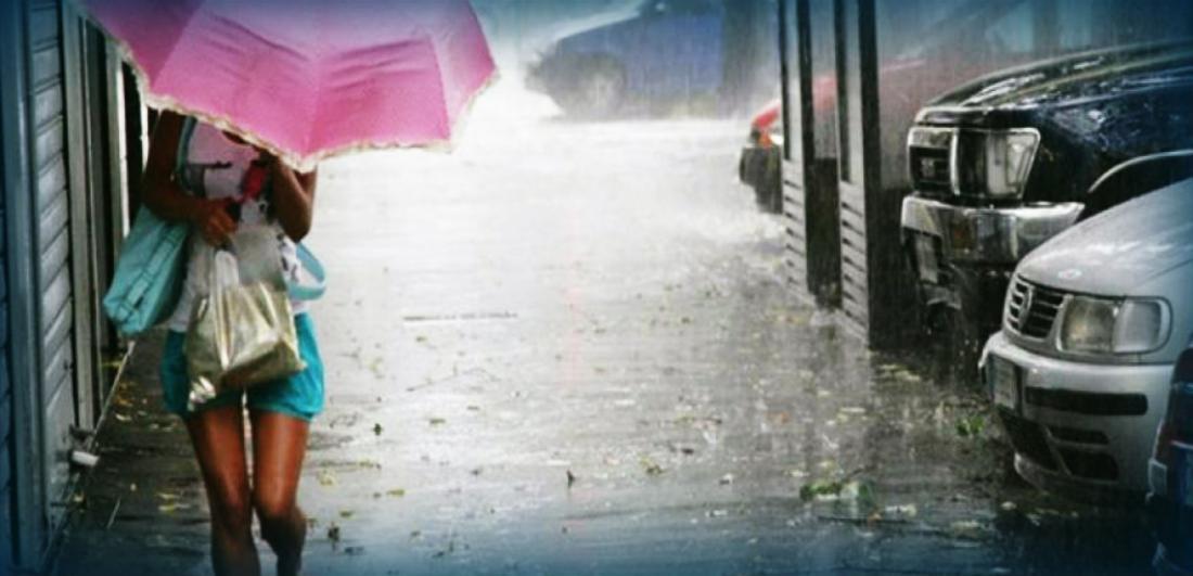 Καιρός: Τοπικές βροχές και καταιγίδες σήμερα - Πέφτει η θερμοκρασία