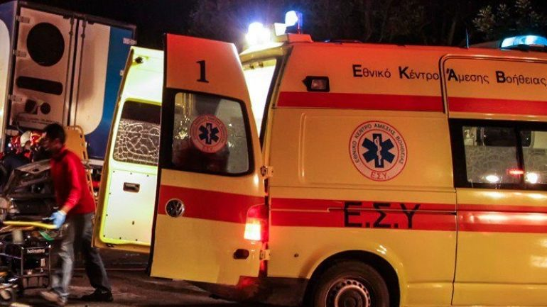 Πιερία: Θανατηφόρο τροχαίο στην Εθνική Οδό - Νεκρός άνδρας ύστερα από σύγκρουση ΙΧ με φορτηγό