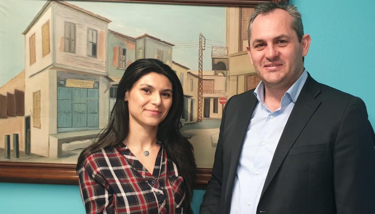 Μία σκληρά εργαζόμενη γυναίκα, η Ελλάδα Μελικιάδου θα είναι υποψήφια δημοτική σύμβουλος Κατερίνης στο πλευρό του Θανάση Λιακόπουλου