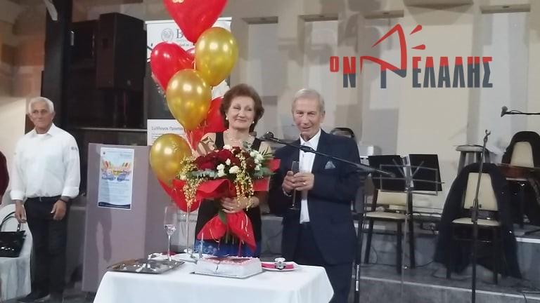 50 χρόνια μαζί! - Η συγκινητική έκπληξη του Χάρη Αναστασίου στη σύζυγό του Τζοάννα (VIDEO & ΦΩΤΟ)