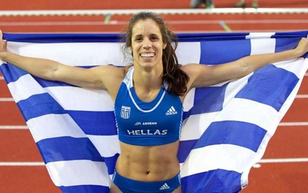 Νέα διάκριση για την Στεφανίδη: Εξελέγη στην Επιτροπή Αθλητών της IAAF