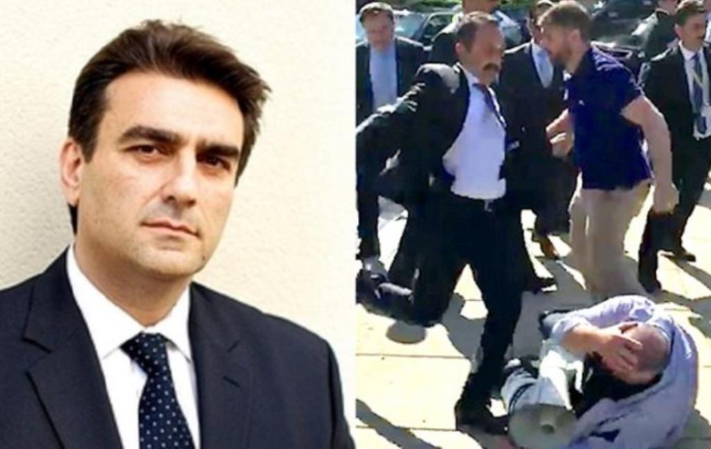Ομογενής δικηγόρος στέλνει τον Ερντογάν στην αμερικανική δικαιοσύνη