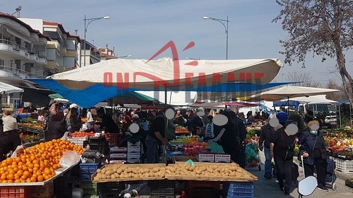Βουλευτές ΣΥΡΙΖΑ-Προδευτική Συμμαχία: «Λειτουργήστε και τις λαϊκές αγορές στο 100% και κάντε πράξη ό,τι τους υποσχεθήκατε»