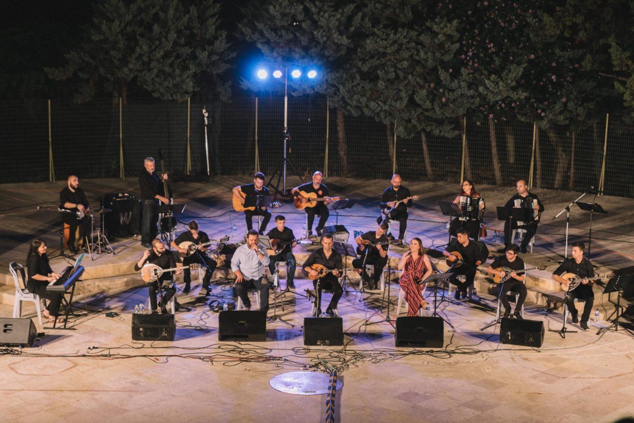 Ο «πολιτιστικός» Αύγουστος στο αμφιθέατρο του Δημοτικού πάρκου Κατερίνης