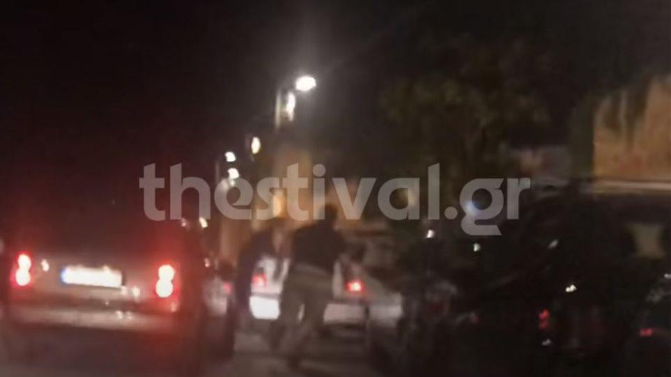 Θεσσαλονίκη: Κινηματογραφική καταδίωξη διακινητών μεταναστών (VIDEO)