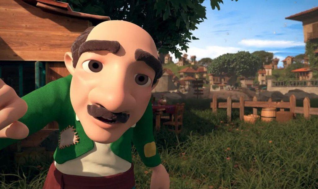 Καραγκιόζης: H πρώτη ελληνική ταινία 3D Animation μεγάλου μήκους