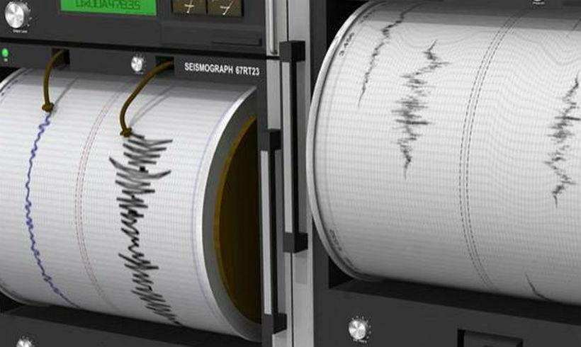 Νέος σεισμός 4,7 Ρίχτερ στο Άγιο Όρος (ΦΩΤΟ)