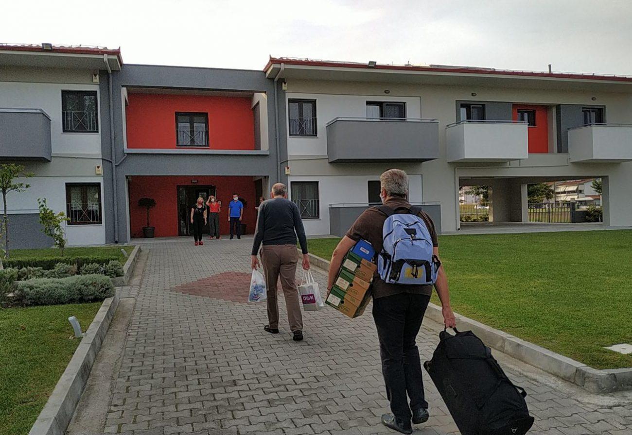 Μπήκαν με το δεξί στο νέο τους σπίτι! - Εγκαινιάστηκαν οι Στέγες Υποστηριζόμενης Διαβίωσης, χρηματοδοτήθηκαν από το ΕΣΠΑ