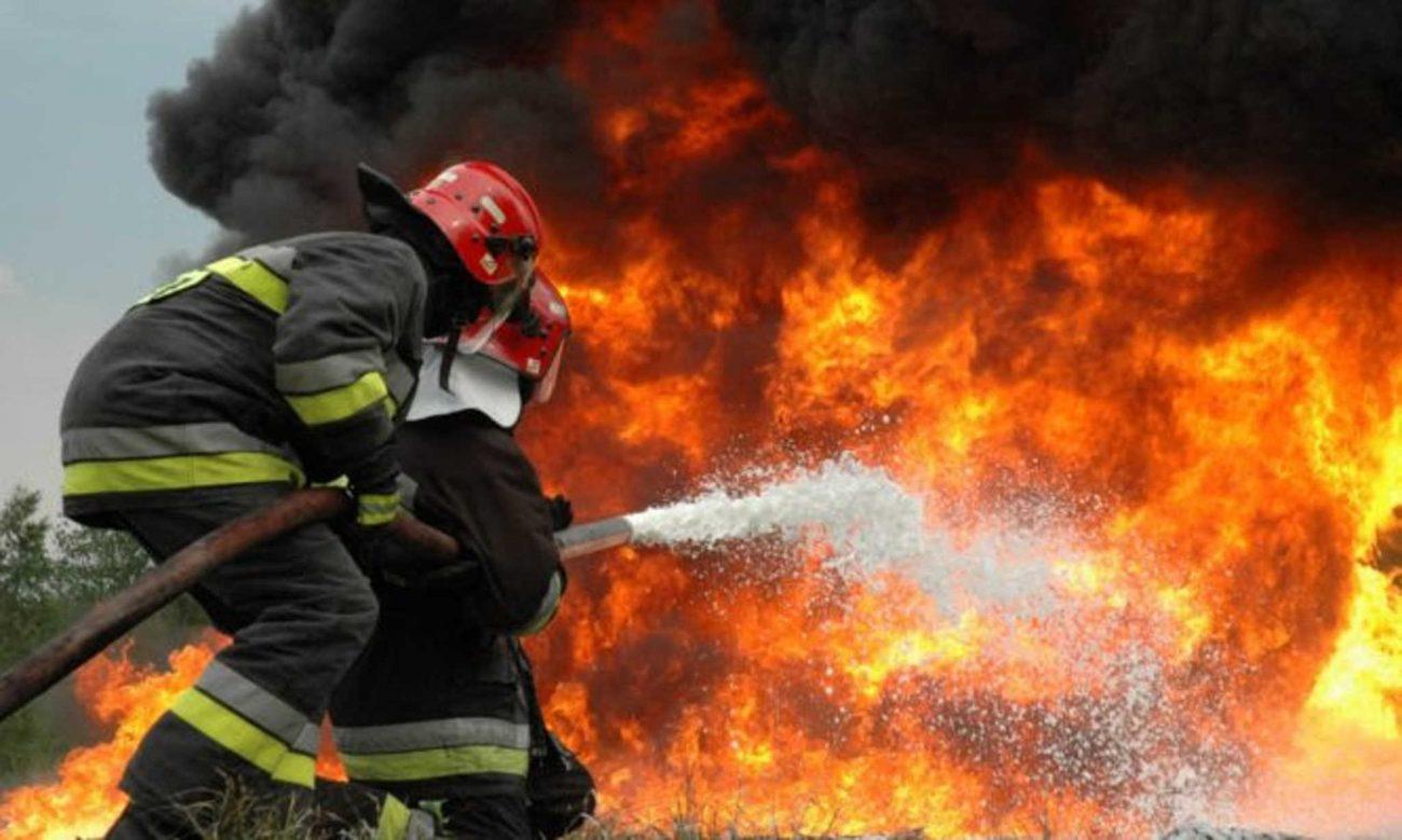 Μεγάλη φωτιά στην Φιλιππιάδα Πρέβεζας!