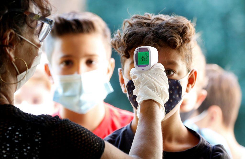 Κορονοϊός: Τα θερμόμετρα υπερύθρων παραπλανητικά στην ανίχνευση του πυρετού